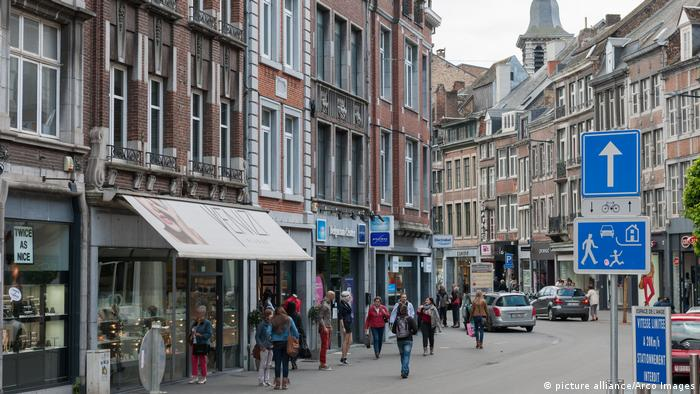 Wallonie Belgien Stadt (picture alliance/Arco Images)