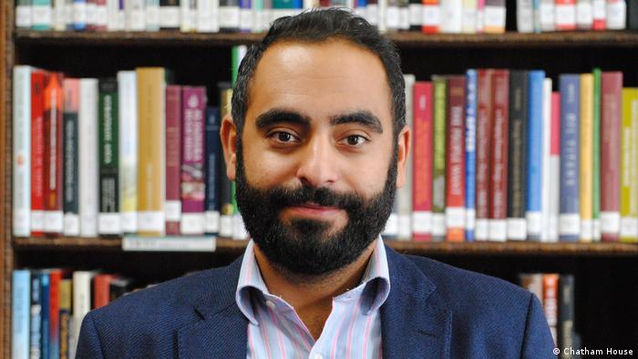 "Renad Mansour, direktor ""Iračke inicijative na londonskom Institutu za politiku ""Chatham House"