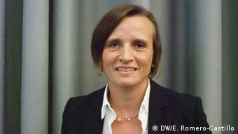 67. Lateinamerika-Tag in Hamburg Christiane Seyffart (DW/E. Romero-Castillo)