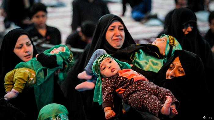 Iran Trauerfest in Muharram (Irna)