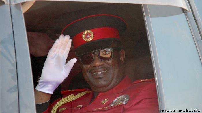 Namibia Paramount Chief Vekuii Rukoro
