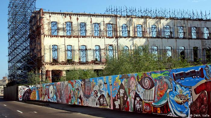La Habana Proyecto Habitat (DW/A. Valle)