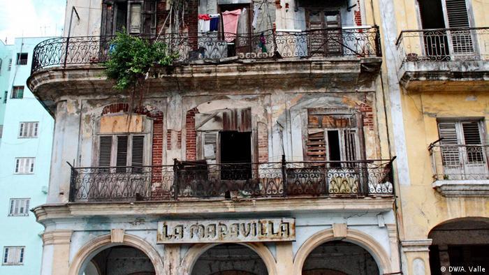 Kuba Havanna Proyecto Habitat (DW/A. Valle)