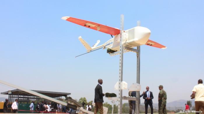Medical drones: Ghana to follow Rwanda's example