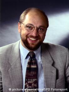 Martin Schulz Präsident des Europäischen Parlaments