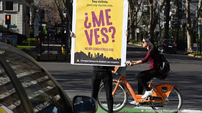 Santiago de Chile - Campaña en favor de la convivencia ( Intendencia Metropolitana de Santiago)