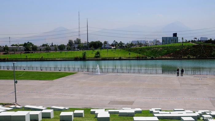 Santiago de Chile -el río Mapocho (MINVU)