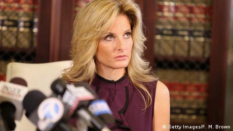 USA Summer Zervos berichtet über sexuellen Übergriff - Vorwürfe gegen Trump (Getty Images/F. M. Brown)