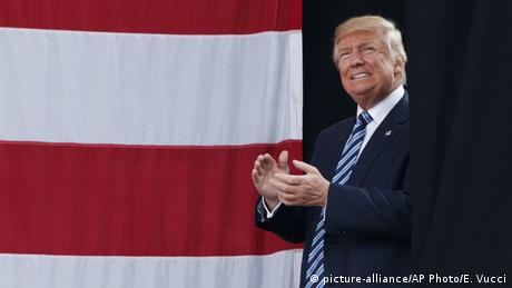 USA Trump in North Carolina (picture-alliance/AP Photo/E. Vucci)