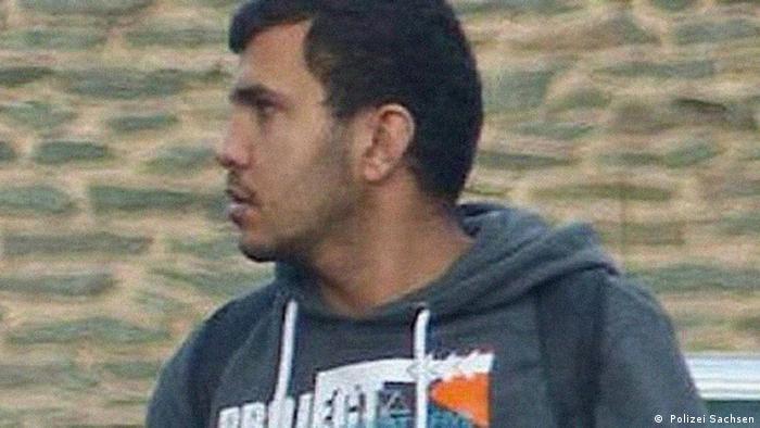 Джабер аль-Бакр - за допомогою цього фото поліція розшукувала терориста