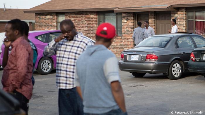 US Geplanter Anschlag auf Moschee in Kansas (Reuters/A. Shrimplin)