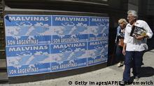 Falkland-Konflikt Argentinien Britannien