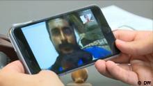 Screenshot Video aus VPS: JNAE161015_011_QIVBAKR10F_01S DW Interview mit Alaa Albakr