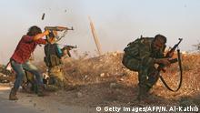 Syrien Gefechte um Dabiq