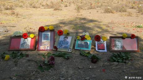Iran - Zerstörung von Friedhöfen
