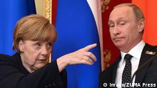 May 10, 2015 - Moscow, RUSSIA - German Chancellor Angela Merkel gestures at a joint news conference with Russian President Vladimir Putin in the Kremlin in Moscow, Russia, Sunday, May 10, 2015. Angela Merkel has called during a visit to Moscow for Russia to do more to persuade separatists in eastern Ukraine to abide by a cease-fire that has been strained in recent weeks. Moscow RUSSIA PUBLICATIONxINxGERxSUIxAUTxONLY - ZUMAp124 May 10 2015 Moscow Russia German Chancellor Angela Merkel gestures AT a Joint News Conference With Russian President Vladimir Putin in The KREMLIN in Moscow Russia Sunday May 10 2015 Angela Merkel has called during a Visit to Moscow for Russia to Do More to persuade separatists in Eastern Ukraine to abide by a Cease Fire Thatcher has been strained in Recent Weeks Moscow Russia PUBLICATIONxINxGERxSUIxAUTxONLY ZUMAp124