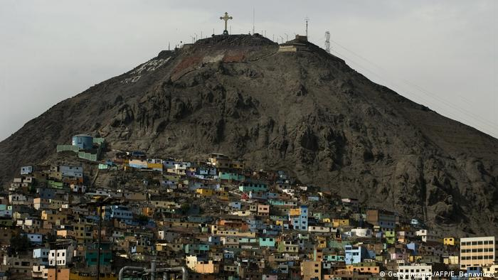 Peru Lima - Wohnraum (Getty Images/AFP/E. Benavides)