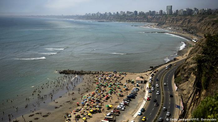 Peru Lima - Costa Verde (Getty Images/AFP/E. Benavides)