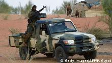 Niger Französische Anit-Terror-Mission