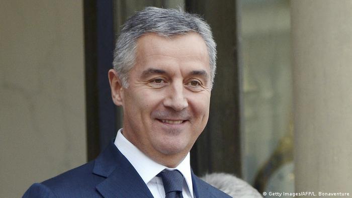 Milo Dukanovic Ministerpräsident Montenegro