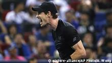 China Tennis Shanghai Masters Andy Murray