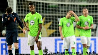 Deutschland VfL Wolfsburg - RB Leipzig (Getty Images/Bongarts/S. Franklin)