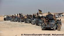 Irak Mosul Militär