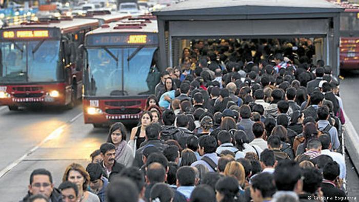 CIENCIA Y ECOLOGÍA: Diez ideas para fomentar el uso del transporte público alrededor del mundo