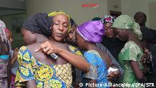 Nigeria 21 Chibok-Mädchen