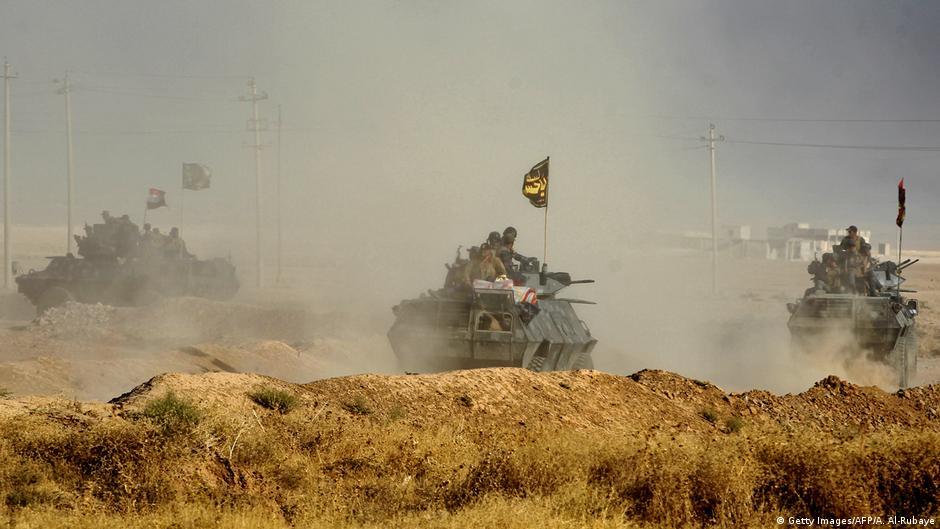 """Começa a grande batalha contra o """"Estado Islâmico"""" no Iraque"""