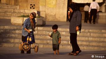 Kinder im Iran (Imago)