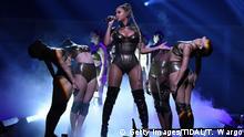 USA NYC Beyonce beim Benefiz-Konzert TIDAL X: 1015 - Show