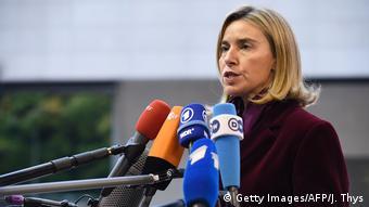 Την ανησυχία της εξέφρασε η Φεντερίκα Μογκερίνι