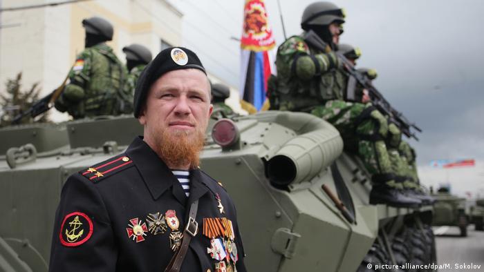 A diferencia de Rusia, los separatistas prorrusos en el este de Ucrania rechazan el despliegue en la región de una misión armada de la Organización para la Seguridad y la Cooperación en Europa (OSCE). 24.10.2016