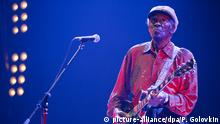 Chuck Berry Konzert in Moskau (Foto: picture-alliance/dpa/P. Golovkin)