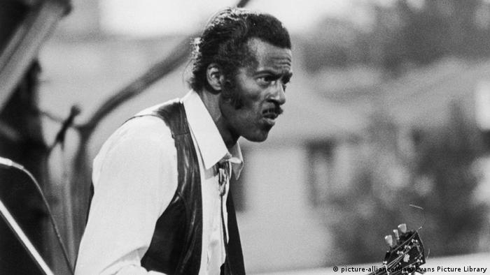 Chuck Berry (picture-alliance/Mary Evans Picture Library)