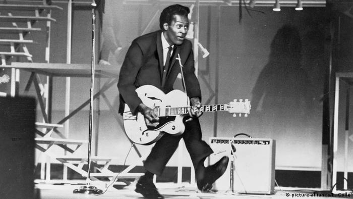 Chuck Berry (picture-alliance/E. Colle)