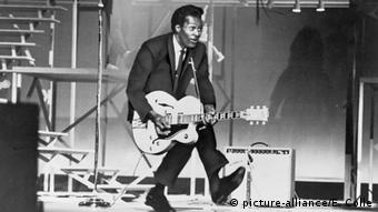 Chuck Berry (Foto: picture-alliance/E. Colle)