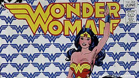 Wonder Woman wird UN Botschafterin (picture-alliance/Selva/Leemage )