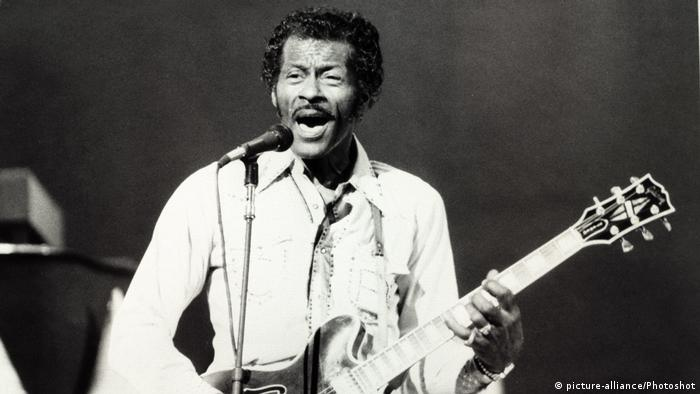 Chuck Berry (picture-alliance/Photoshot)