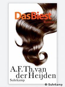 Buchcover Das Biest A.F.Th. van der Heijden