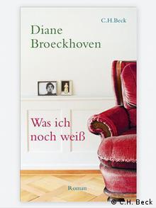 Buchcover Diane Broeckhoven Was ich noch weiß