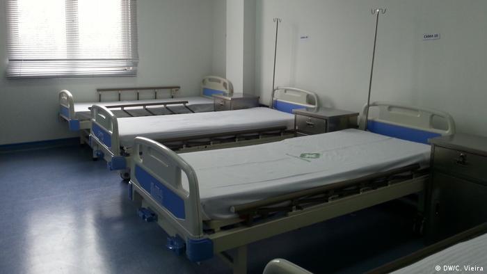 Angola Hospital Geral de Luanda