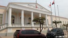 Angola Luanda Krankenhaus