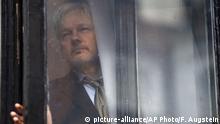 Großbritannien Wikileaks Assange