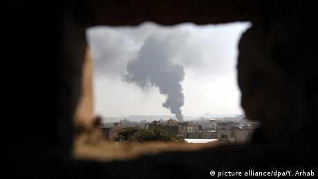 Jemen Bürgerkrieg Feuerpause (picture alliance/dpa/Y. Arhab)