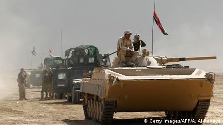 Irak Konflikte (Getty Images/AFP/A. Al-Rubaye)