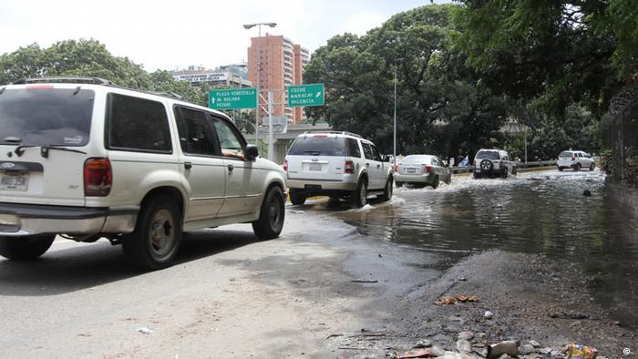 Venezuela Caracas (DW/O. Schlenker)