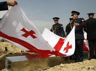 фото с грузинского конфликта