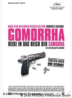 پوستر فیلم گومورا